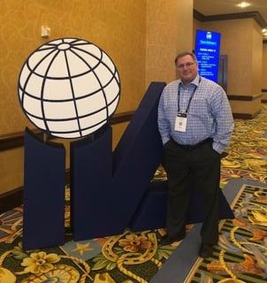 IIA March 2019 conference Leonard Vona